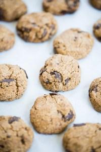 Best vegan chocolate chip cookies recipe ever.