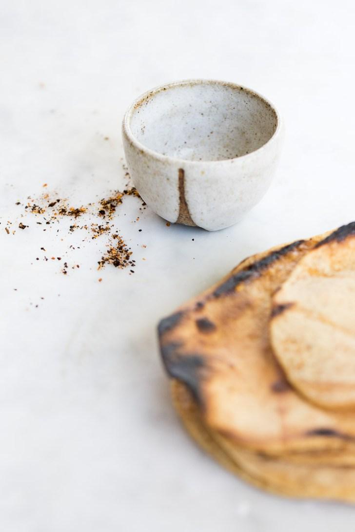 Receta de tostadas vegetarianas perfectas para cenar o desayunar.