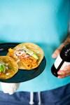 Tacos de tinga vegana