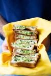 Sandwiches de calabacín