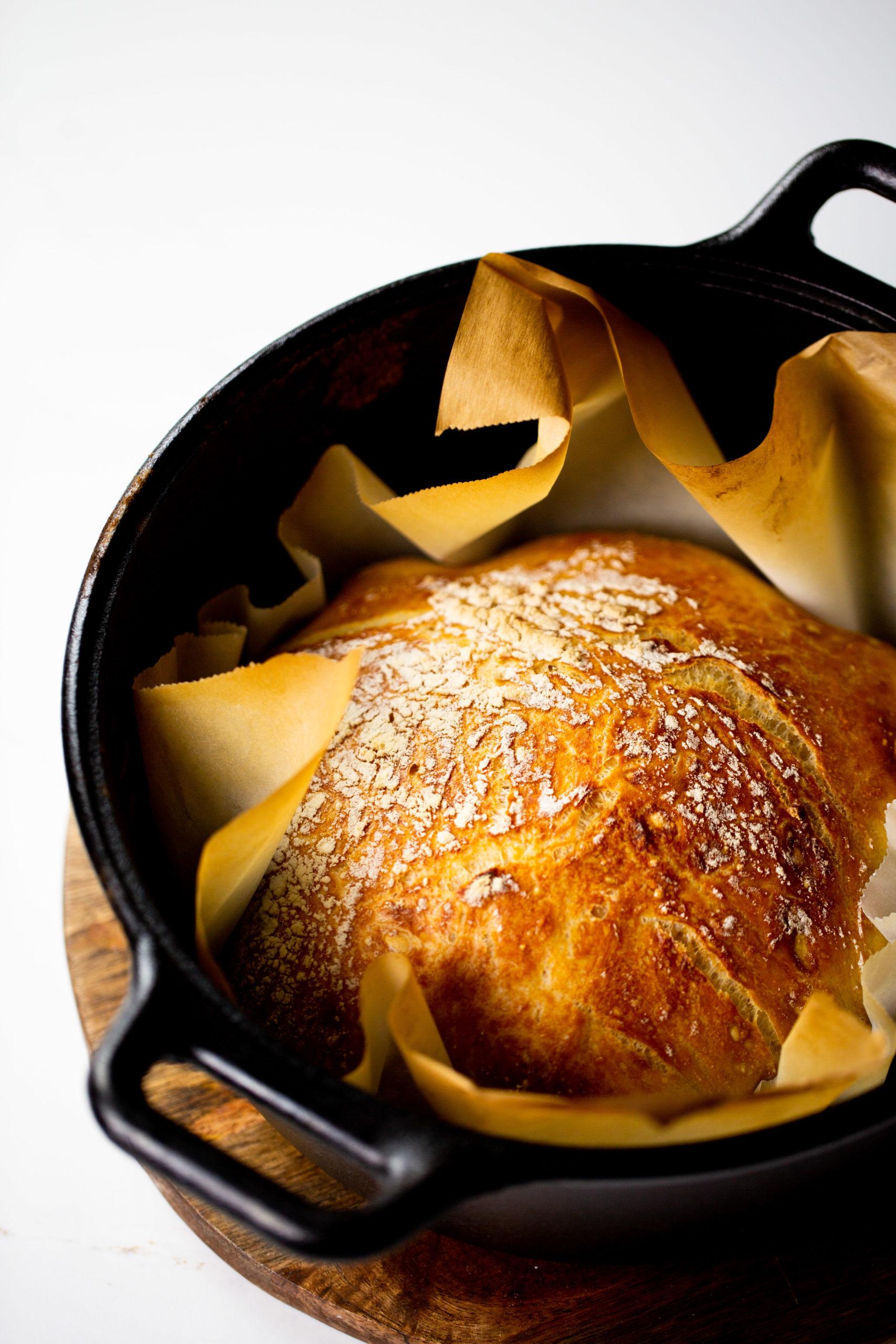 receta pan amasado en casa