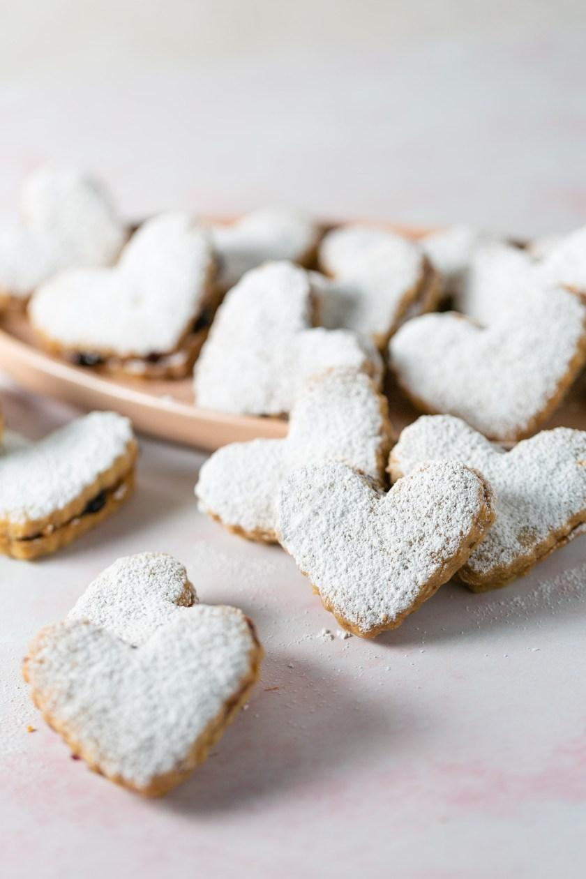 galletas veganas de mantequilla