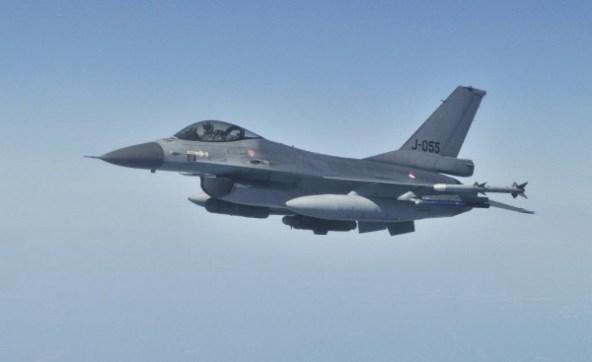 Nederlandse F-16AM.