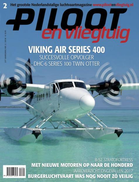 Piloot en Vliegtuig Editie 2-2018