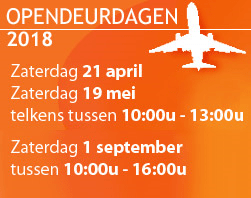 Opendeurdag Ostend Air College