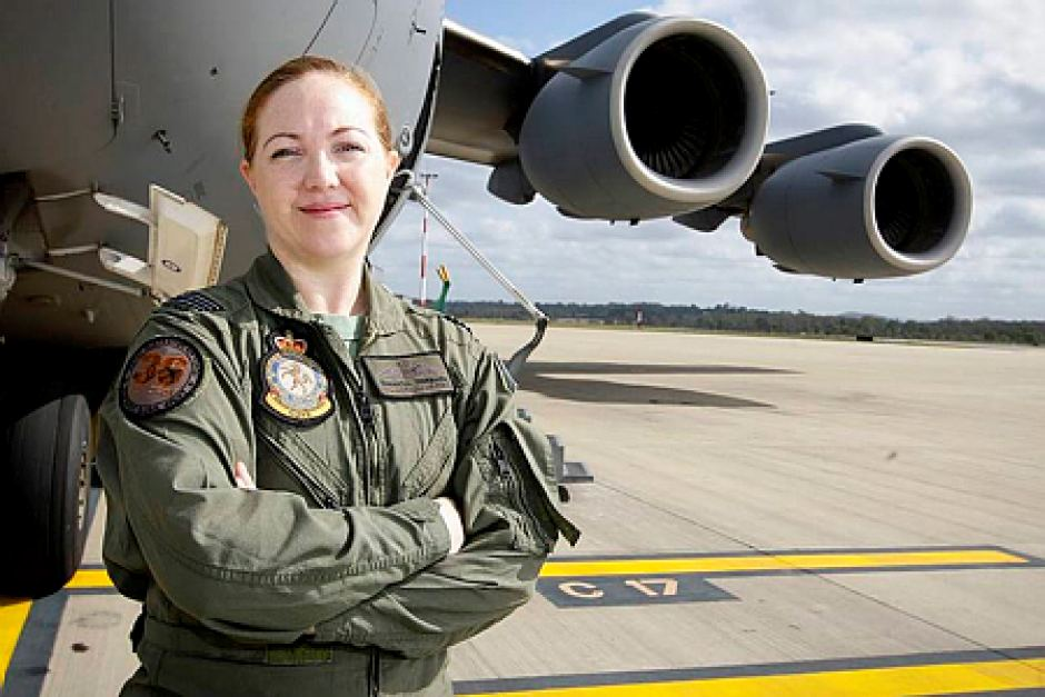 The boeing c 17 globemaster 3. RAAF scholarships for female pilots open for applications