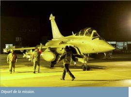 Départ mission Mali