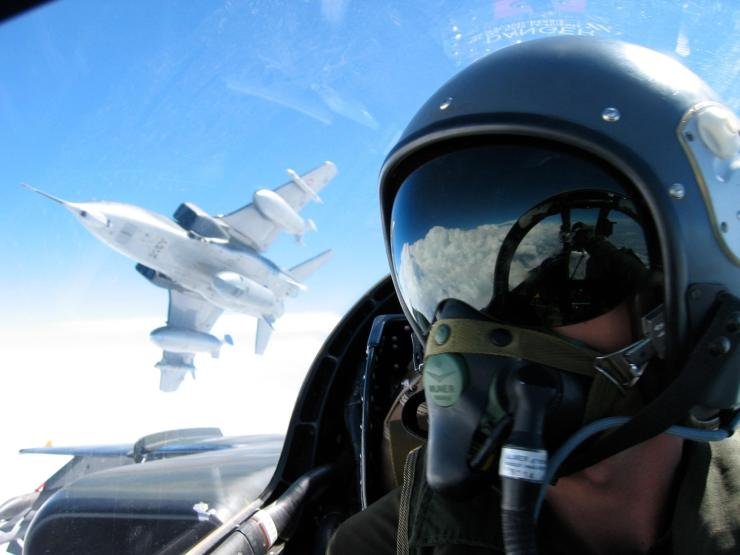 JAG vue cockpit