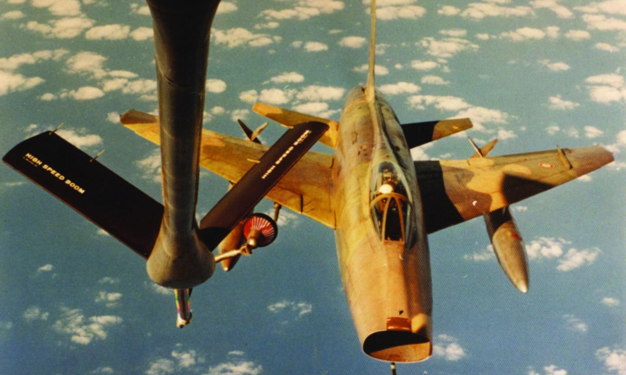 Le F100 : la bête ou l'avion d'homme