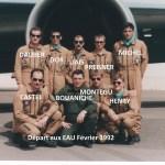 Départ aux EAU - Février 1992