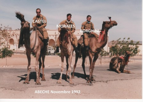 ABECHE - Novembre 1992