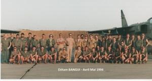 Détam BANGUI Avril-Mai 1994
