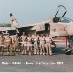Détam BANGUI Novembre-Décembre 1992