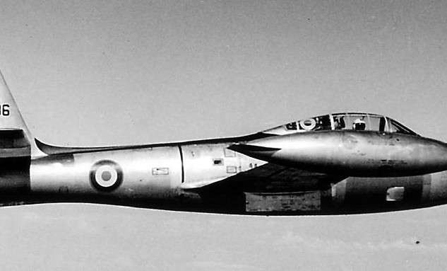 F-84G Luxeuil 1952