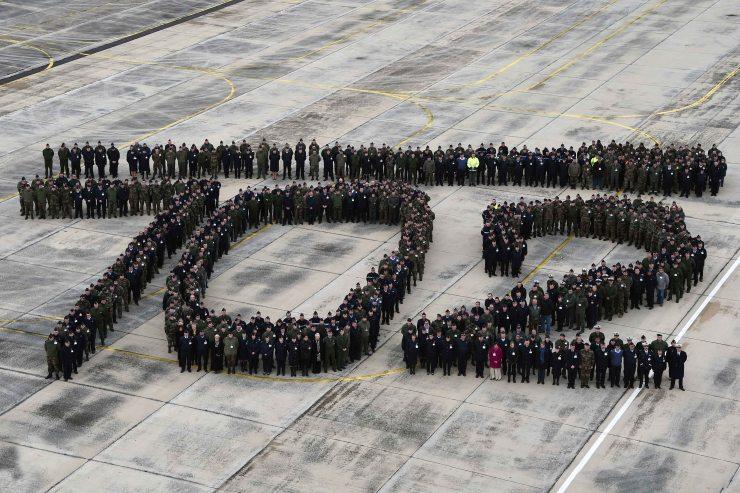 Hommage aux victimes du crash survenu en Espagne