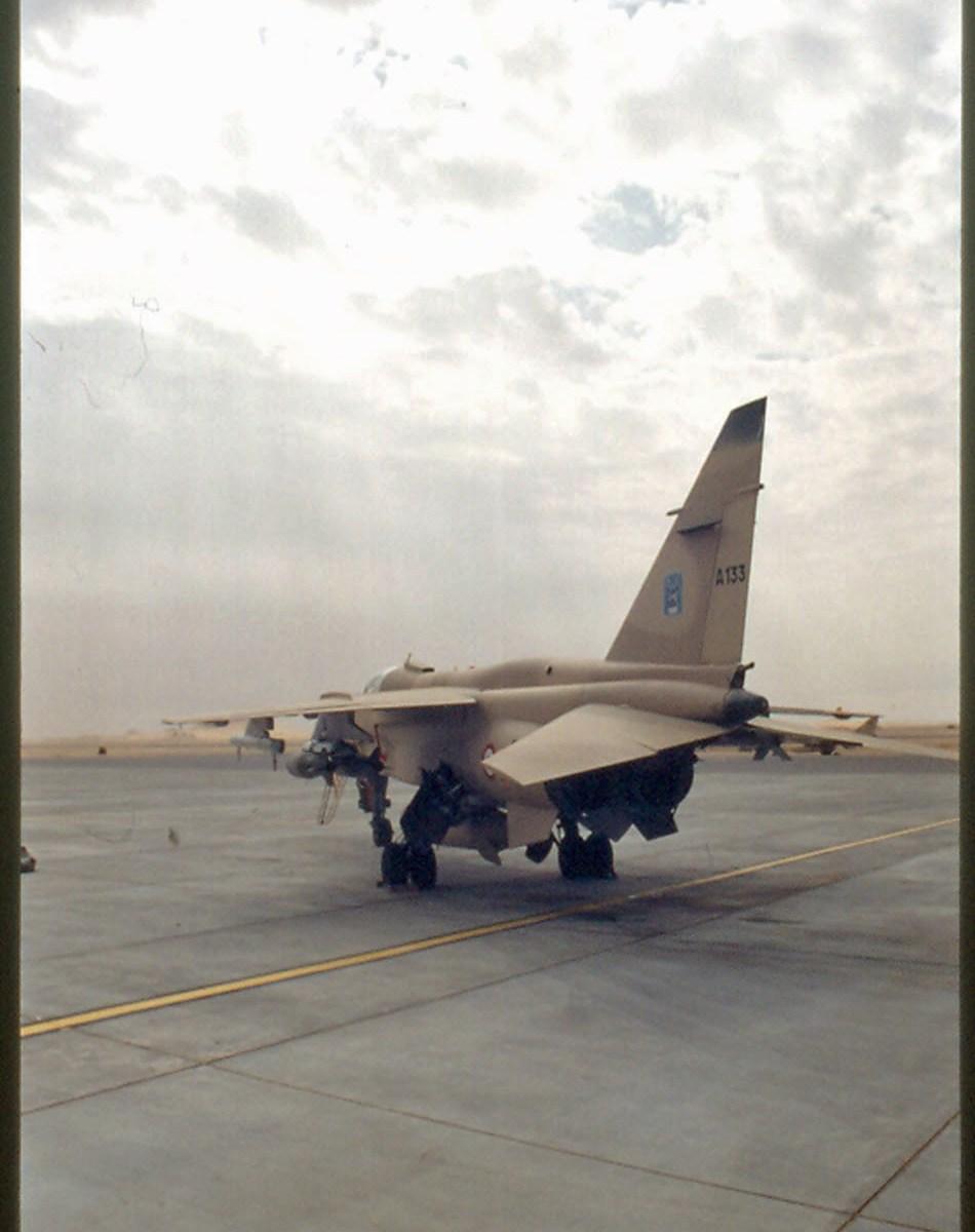 JAG A133 Guerre du Golfe 9