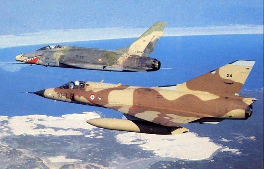 F100 - Mirage III