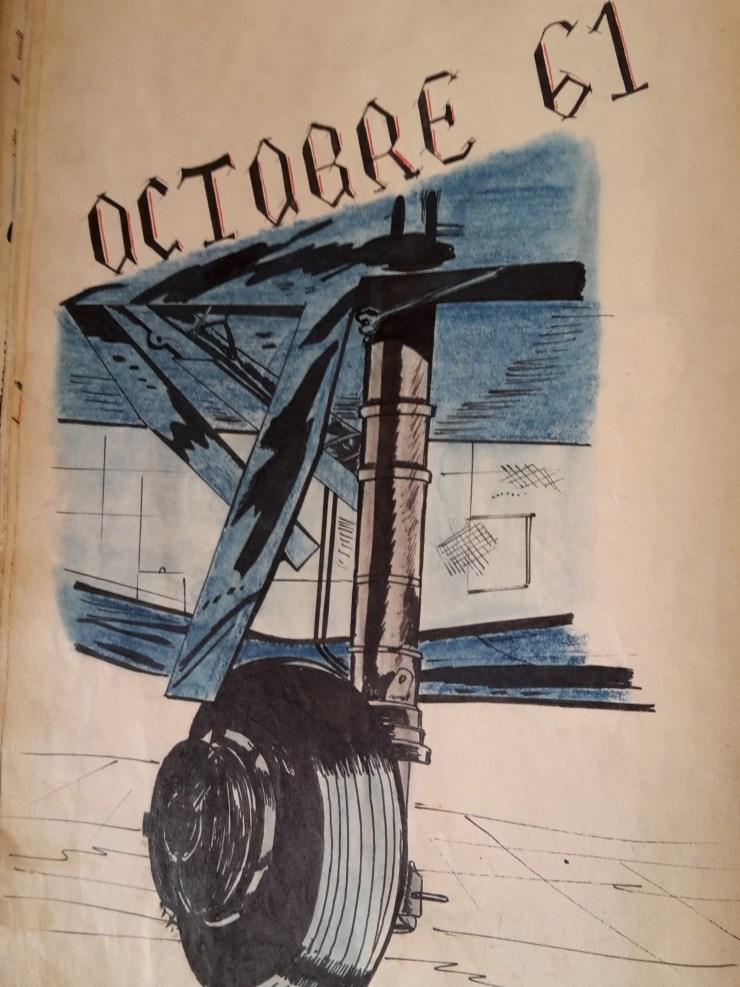 Histoire de jambe de train