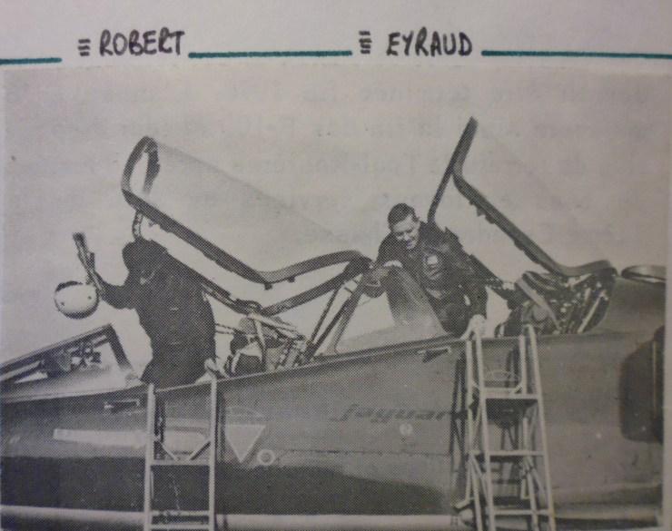 EYRAUD et ROBERT