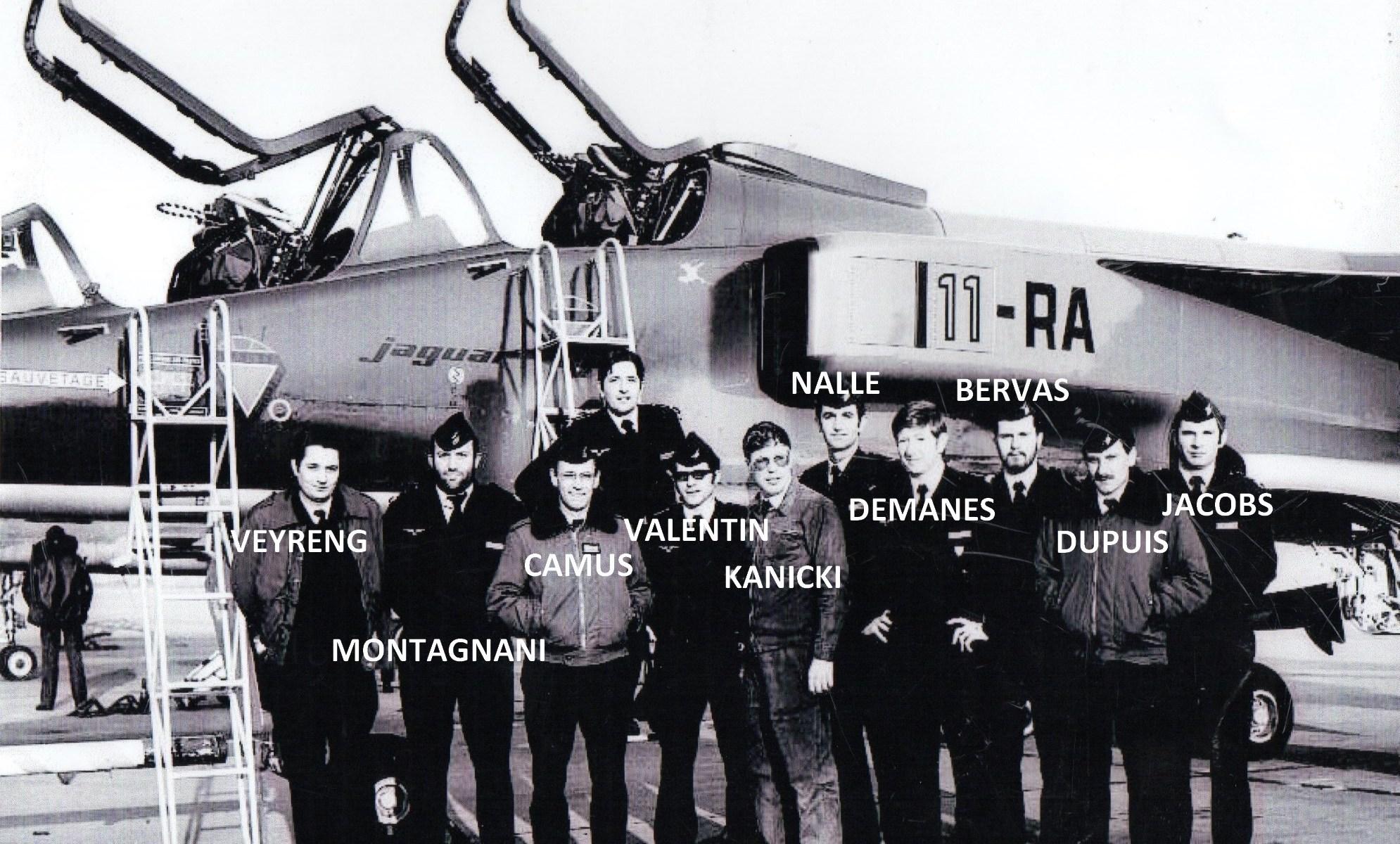 Première équipe Jaguar
