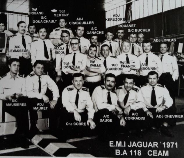 L'EMI Jaguar 1971
