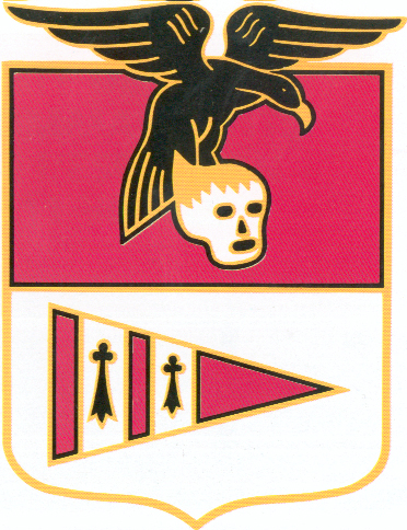 Les insignes de la SPA 91 et de la SPA 97