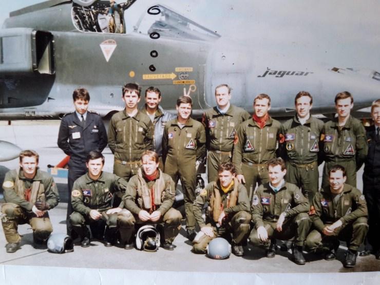 1982 ; les pilotes