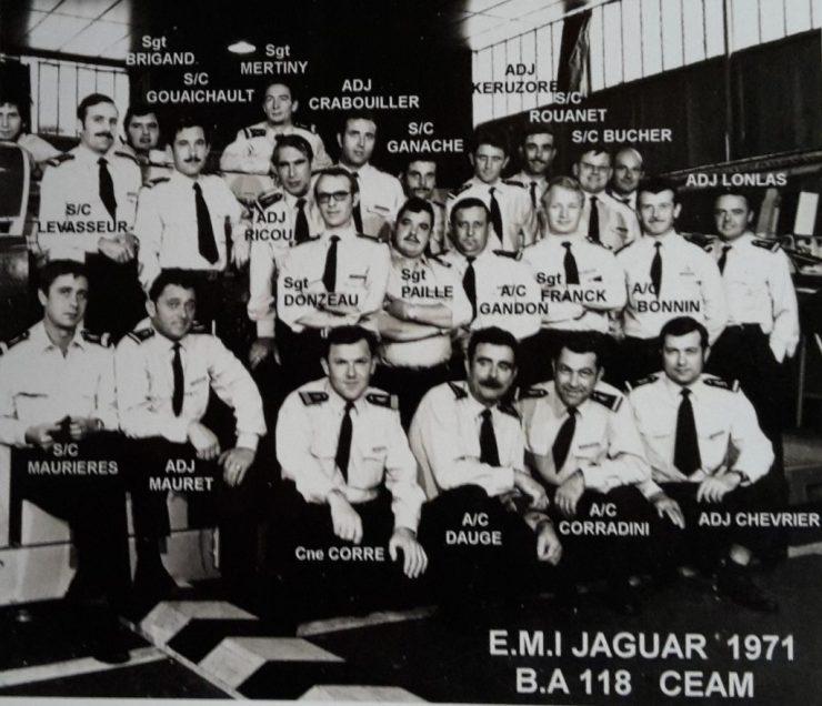 EMI Jaguar 1971