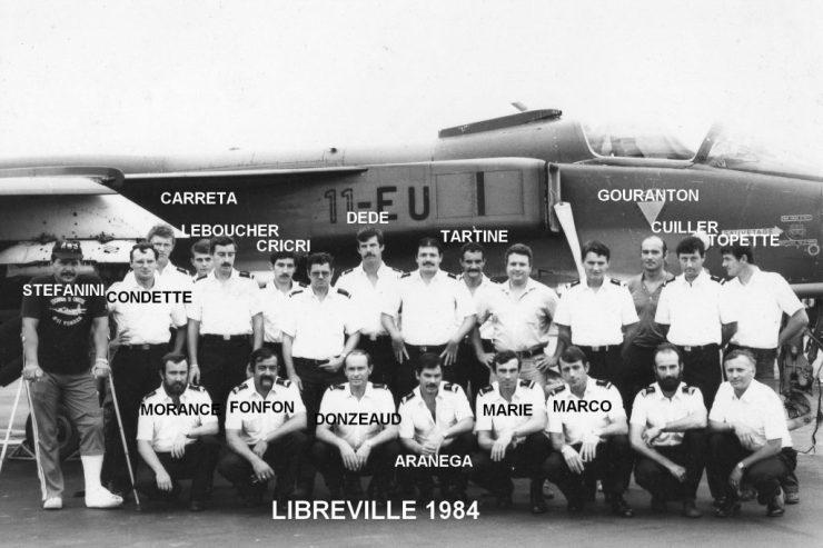 Libreville 84