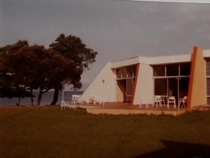 Le mess du Kérélé à Libreville