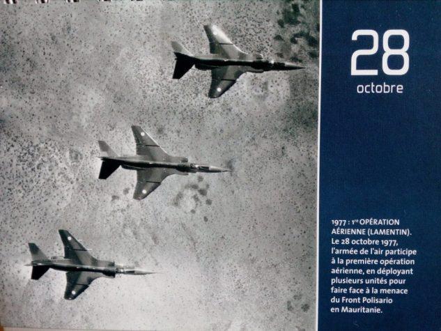 LAMENTIN : début de l'opération au 28 Octobre 1977