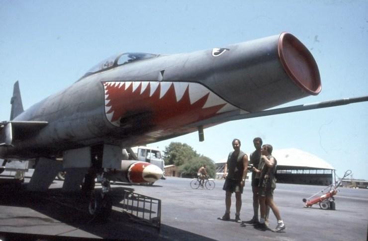 F100 gueule de requin
