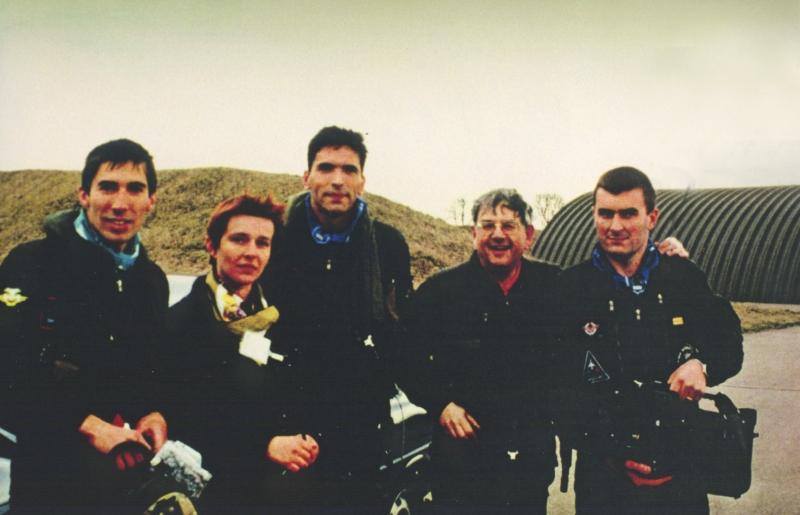 1992 16 avril Fr 3 s'intéresse au 1-11