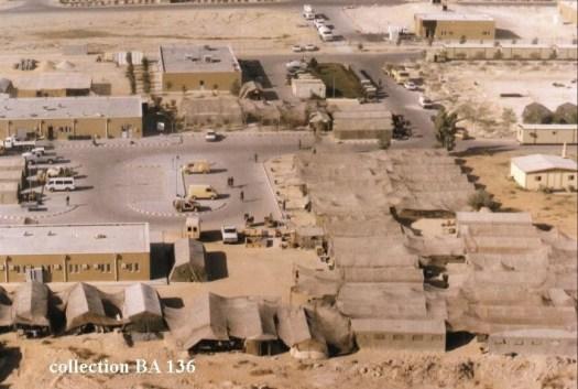 La base d'Al Ahsa