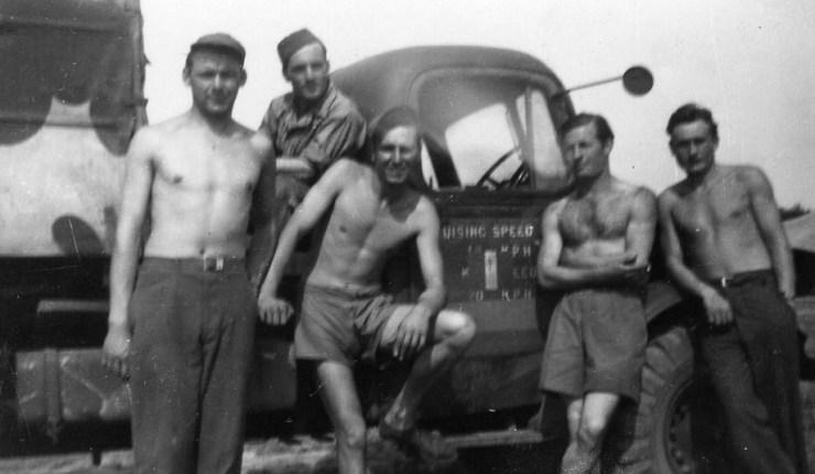 Les mécaniciens à Bastia