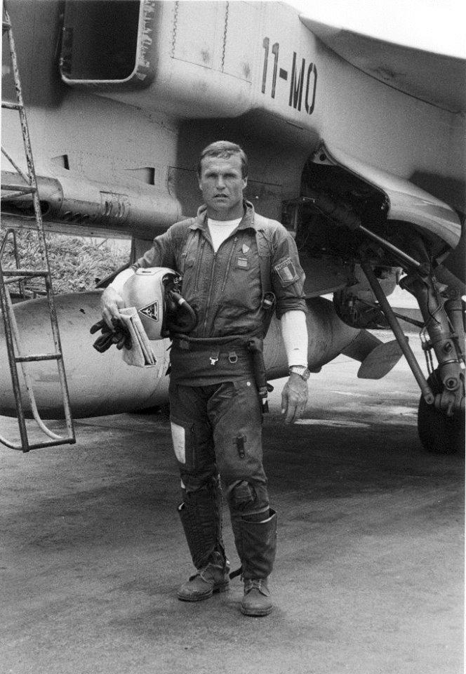 Charly, spécialiste du combat air/air