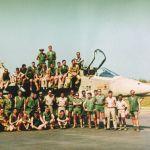 1992 1er nov l'équipe au grand complet sauf le photographe