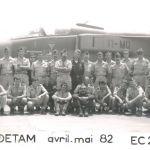 Avril - Mai 1982 Dakar