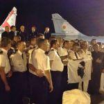 3-11 avec drapeau Corse et avion