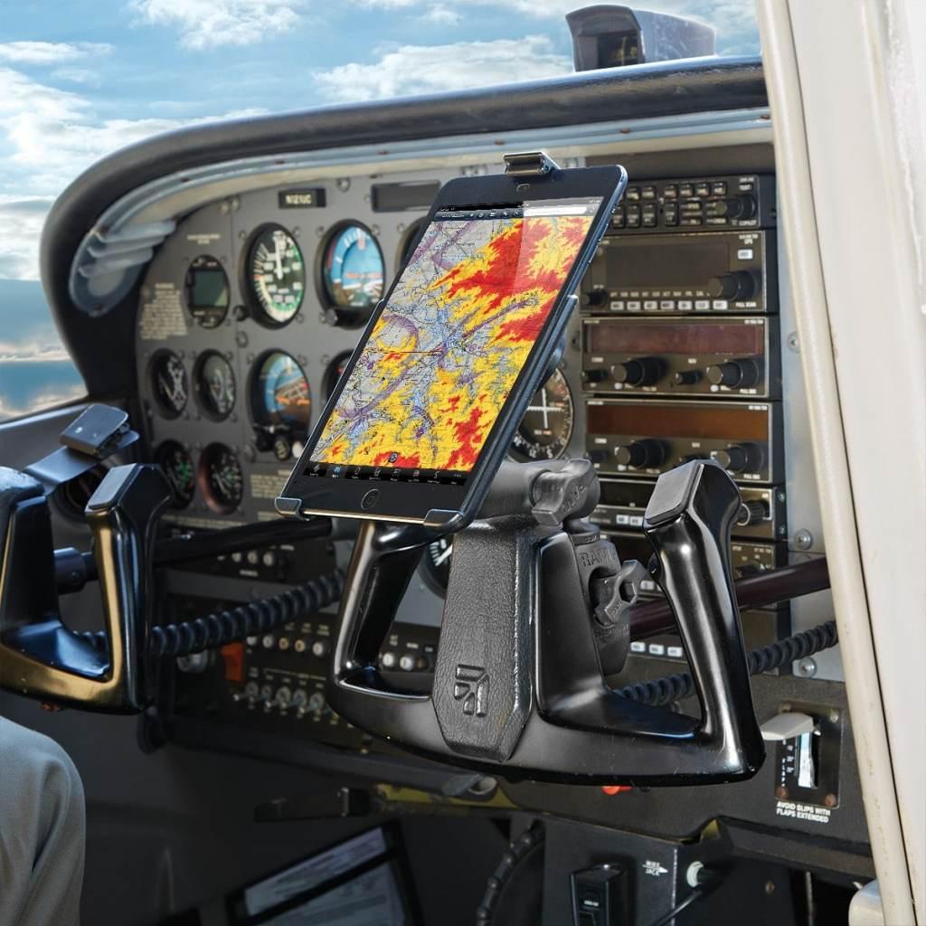 Wetter im Cockpit mittels Datenfunk