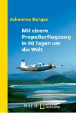 propellerflugzeug in 80 tagen um die welt
