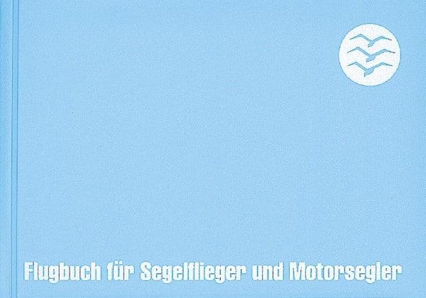 Flugbuch für Segelflieger / Motorsegler