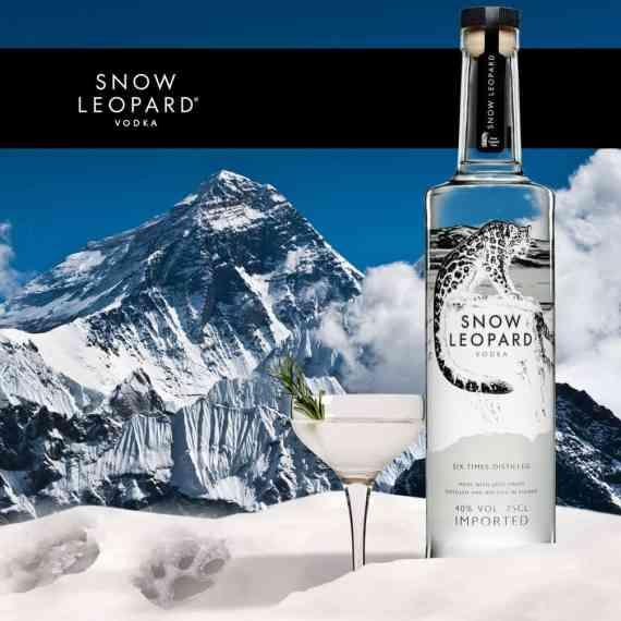 Pilot Fish Media Snow Leopard Vodka