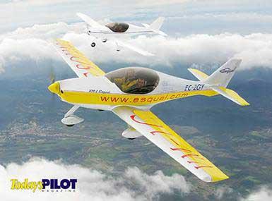 VM-1 Esqual | Light Aircraft DB & Sales