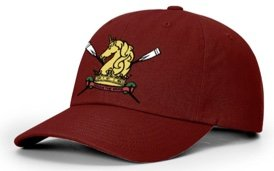 Maroon Counted in the Tradition Cap