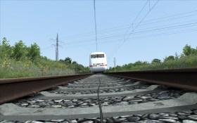 Trasa-Fryburg-Bazylea-symulator pociągu
