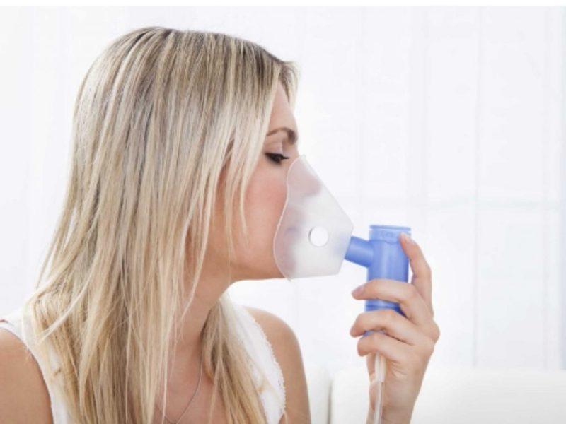 Inhaler for adults