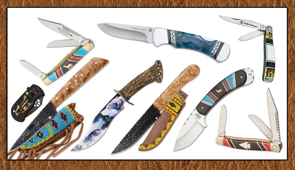 Thomas Collector's Armory Knife Collection- www.pimall.com/nais