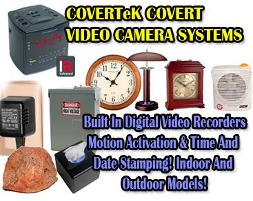 CoverteK Covert Video!