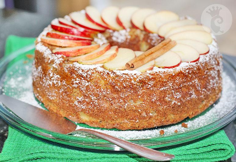 Resultado de imagem para imagens de bolo de maça